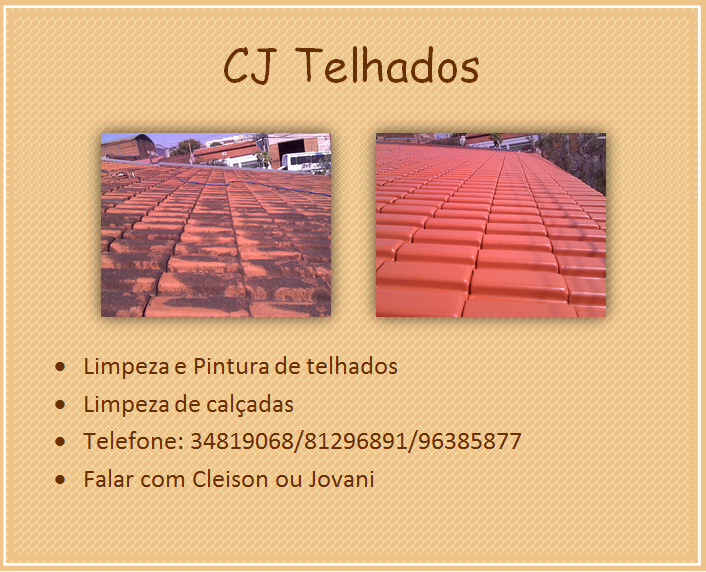 CJ Telhados