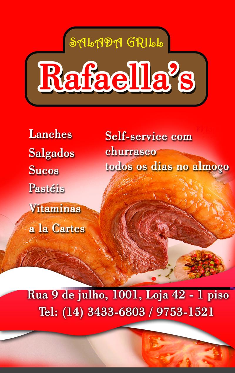 Rafaellas's - Salada Grill