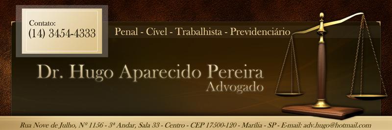 Dr. Hugo Aparecido Pereira