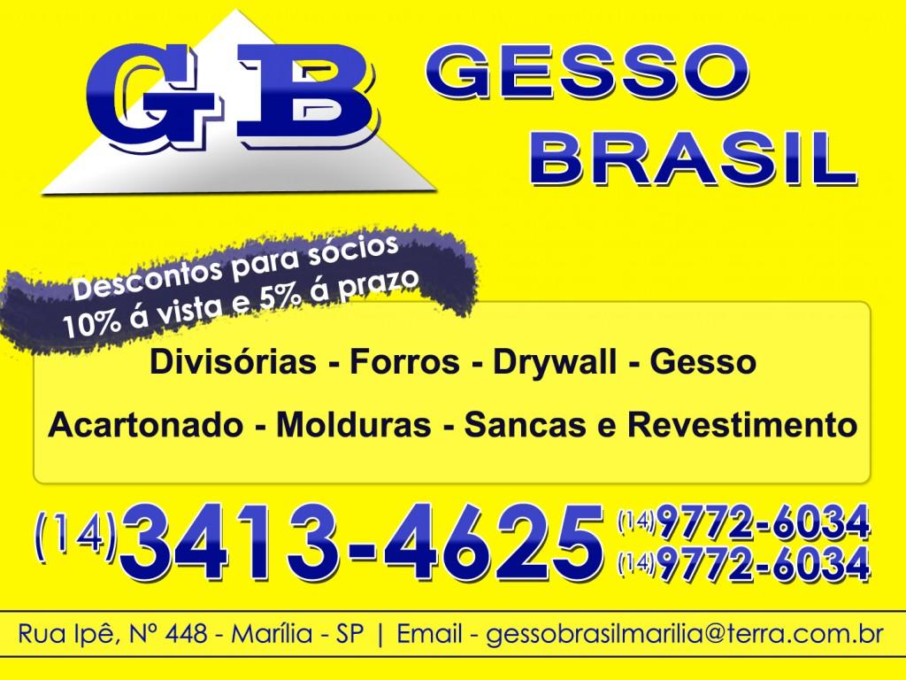 Gesso Brasil