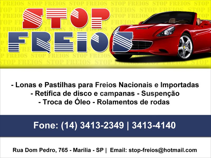 Stop Freios