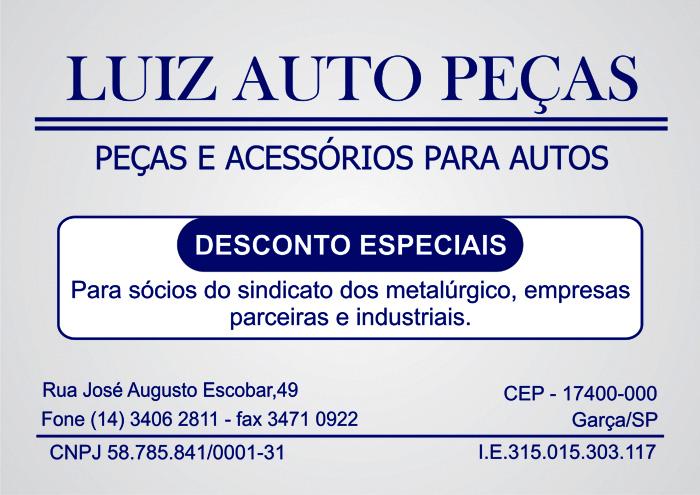 Luiz Auto Peças