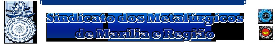 SINDICATO DOS METALÚRGICOS DE MARÍLIA