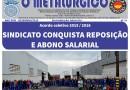 Jornal O Metalúrgico