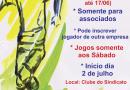 Sindicato vai realizar 8º Campeonato Inter-fábricas de Futebol