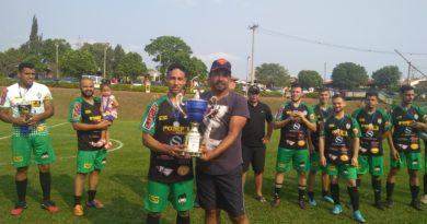 Brudden/Jacto é campeão no campeonato do Sindicato dos Metalúrgicos de Marília